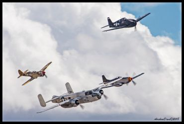 Warbirds by AirshowDave