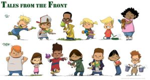 Tales from the Front lineup by boldtman