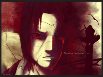 Uchiha Itachi - Assassin by Teine-tor