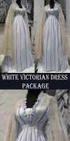 Victorian Dress Package III by Avestra-Stock