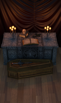 In the coffin by Sasha1378