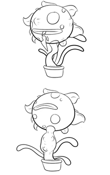 Robo Plant Food 3/3 by OakenChi