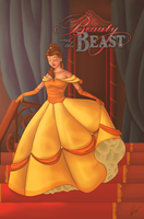 Beauty and the Beast Tribute - Tale as old as time by ValeriaDiStefano