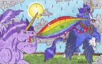 Send out the Rainbow by EmzieTowers