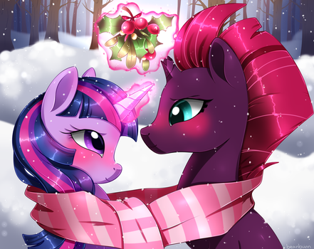 Winter Warmth by beanbunn