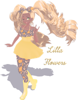 [ -MMD DL- ] Lillia Flowers by octoshook