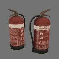 fire extinguisher by ToTac