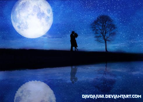 Can't Fight The Moonlight by davdajuhi