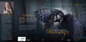 Book Cover Design: Daenerys Destiny by MarinaBookCovers