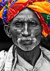 INDIA MAN by imanart
