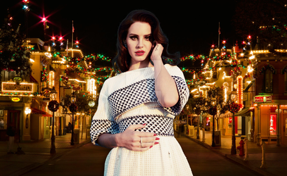 Lana Del Rey Wallpaper HD by maarcopngs