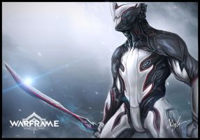 Warframe: Excalibur by KaizerChang