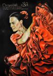 Flamenco by Marcysiabush