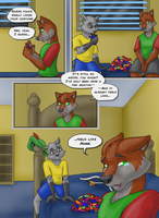 Halloween Aftermath (Page 2/5) [Commission] by ConnorDavidson