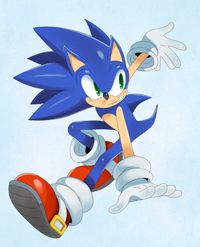 Sonic by ss2sonic