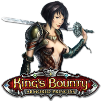 King's Bounty Armored Princess Custom Icon by thedoctor45
