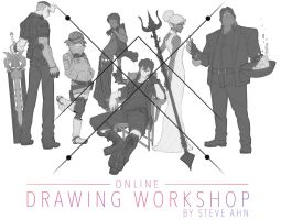 Online Drawing Workshop by SteveAhn