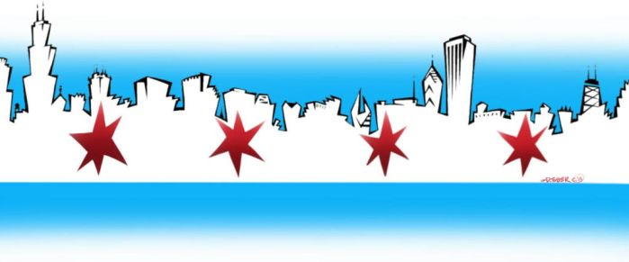 My Chicago by D7Toonman