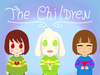 The Children by Jany-chan17