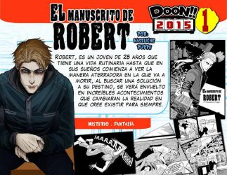 EL MANUSCRITO DE ROBERT by DoonMangazine