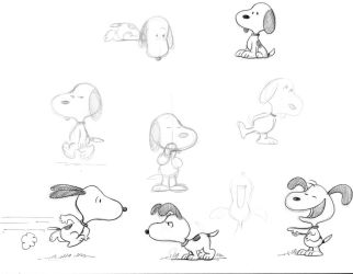 Snoopy by Gorpo