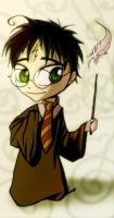 Harry Potter by Linouuu