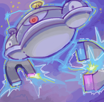 Magnezone by canczar