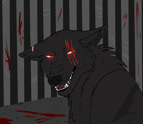Blood [Comission] by Veitoon