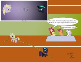 CMC's tug of war tournament by GoggleSparks