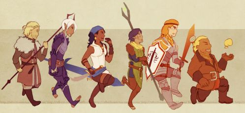 we're off to save hawke from themself by affectionateTea