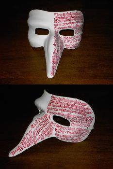 Mask - Seeming and Being by Panthaleon
