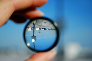 lense_ rooftop by dragorien