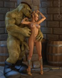Beauty And The Beast FTED by HitmanX3Z