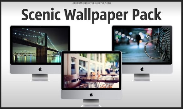 Scenic Wallpaper Pack by midnighttokerkate