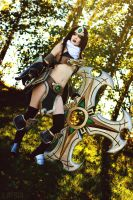 Sivir Cosplay - League of Legends by TineMarieRiis
