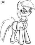 Doctor Derpy by TsubukiSan