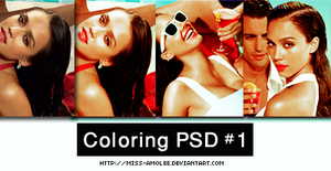 Coloring PSD - 1 by FATIGUELESS
