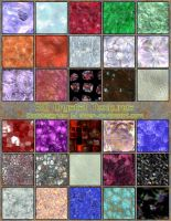 Crystal Textures by silver-