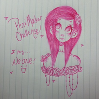 Pen And Marker Challenge by Ominaze