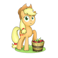 Applejack by 041744
