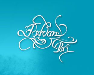 calligraphic design by RdwN