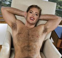 Kate Upton's Masculine change by dialandis