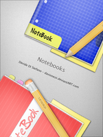 Notebooks by Davinness