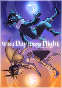 When Day Meets Night.. by Kexell