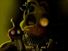 Nightmare Chica by TogeticIsa