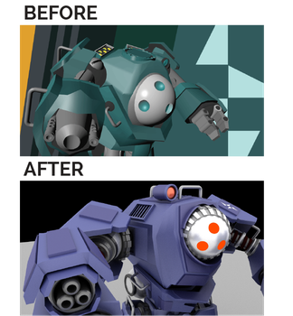 Before and after by Mr-SeaSky