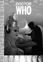 Tenth Planet poster by Harnois75