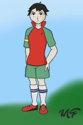 Inazuma Eleven Ares portugal by manfroste