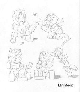 Play time by MiniMedic