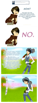 Once-ler: Can you speak other languages? by Tuttava
